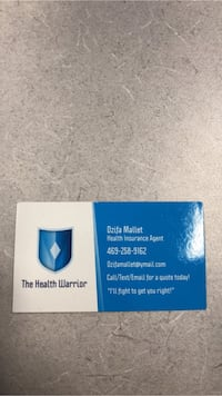 Quote for Health Insurance
