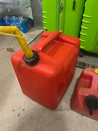 2 gas cans for $15 Madison, 35749