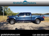 2013 FORD F150 4X4 SUPERCREW XLT TRY $500 DOWN AND LOW PAYMENTS!!!!!! - $17490 (FENTON WITH FINANCING AVAILABLE) Arnold
