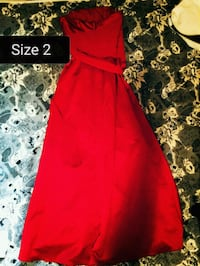 Beautiful Gown size 2 Kitchener, N2M 3W4