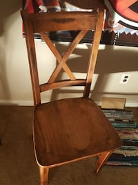 Vintage office chair American made solid wood Phoenix, 85032