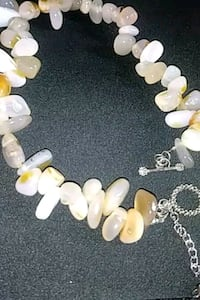 white and yellow beaded bracelet Laredo, 78043