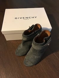 Givenchy Sharktooth Booties Toronto, M2J