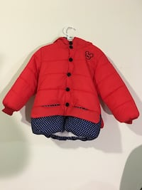 Minnie mouse coat Springfield, 22151