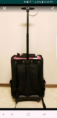 Pet carrier (backpack/suitcase style) Citrus Heights, 95621