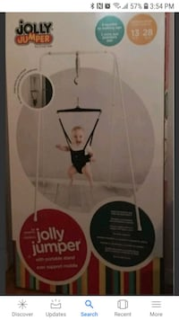 Jolly jumper on a stand Toronto, M1W 3R3