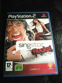 PS2 SingStar rocks