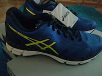 ASICS GEL CHART3 T. 41,5 Madrid, 28034