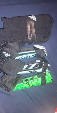 Adidas Soccer socks and shin pads Mississauga