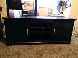 Long Cabinet With Shelves