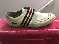 White lacoste shoes Ottawa