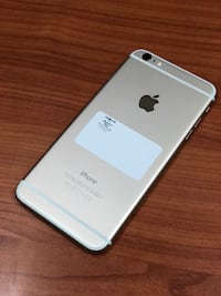Gold iPhone 6 Plus 128GB (CARRIER UNLOCKED)
