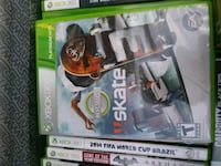 two assorted Xbox 360 game cases McAllen, 78501
