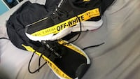 Off whites shoes, size 9  Calgary, T1Y 3A9