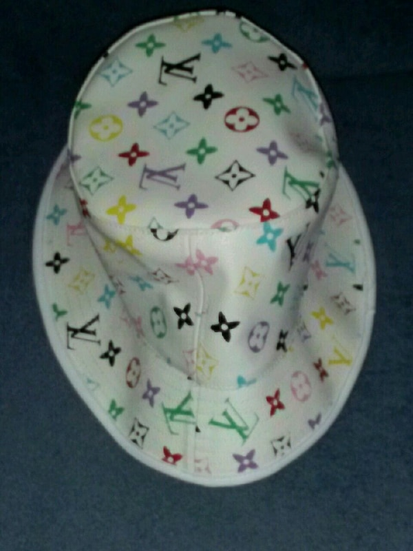 8406c70822494 Used Louis Vuitton Multicore Bucket Hat for sale in Minot - letgo