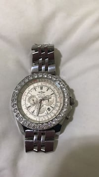 Diamond Breitling watch Burnaby, V5G 2J5