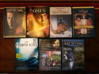 Halloween DVDs(7)10 movies Perfect Condition! Cape Coral, 33990