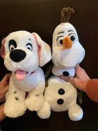 Olaf and Patch Disney characters!! Sioux Falls, 57103