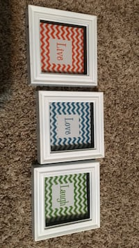 Live Laugh Love small frames