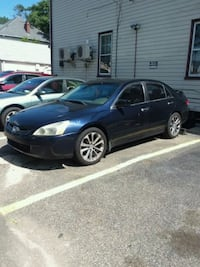 2004 honda accord 4cyl Gas saver 190k blue Beauty  Queens