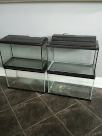 10 Gallon Tanks $20.oo each Milton, L9T 0S5