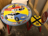 Toddler Play Table Warrensburg, 12885
