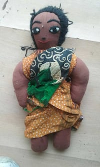TRIBAL FOLK ART DOLL El Sobrante