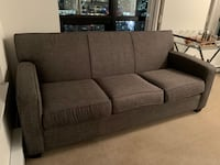Mint Condition - Grey 3-Seater Couch