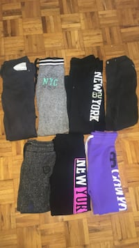 medium mixture of woman's pants  Mississauga, L5N