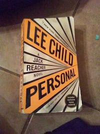 Lee child book Albuquerque, 87110