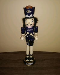 Baltimore Ravens Nutcracker