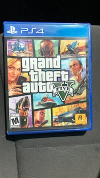 Ps4 Game Montgomery, 36105