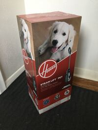 New Hoover Steam Lift Pet Steam Mop and Cleaner Toronto, M1P 3S5