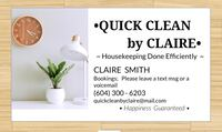 Professional House cleaning/construction clean Abbotsford