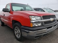 2005 CHEVROLET SILVERADO Fort Madison