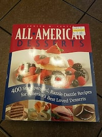 All American desserts cookbooks Pasadena, 21122