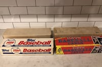 Topps baseball card sets ( [TL_HIDDEN] 0, 1991) Hershey, 17033