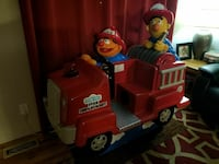 Sesame Street Coin operated ride Sterling Heights, 48313