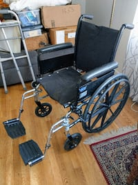 Invacare 9000 SL Wheelchair Severn