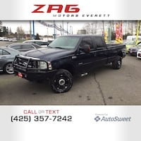 2005 Ford Super Duty F-250 XLT Everett, 98204