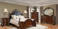 Wooden bedrooms set  Brampton, L6P