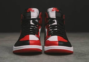 jordan 1 homage to home legit 100% orig.