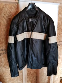 leather motorcycle jacket 2xl
