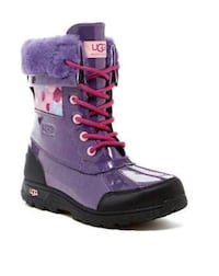 UGG Australia Girl Leather Waterproof Boots Falls Church, 22044