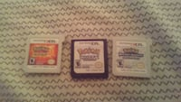 3 Pokemon games for sell