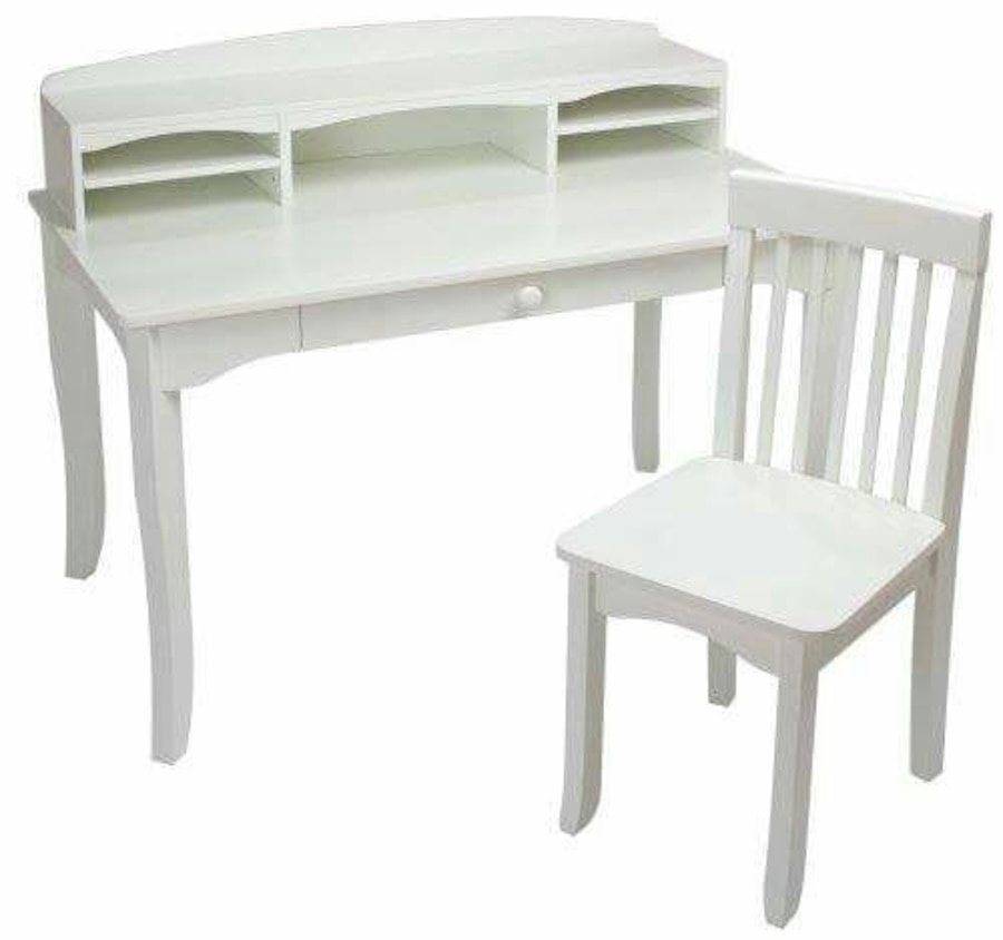 chairs drawers chair blue side painted desk ikea childs wood fresh white plans study with vintage and table