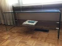 Glass coffee table Vaughan, L4L 6S2