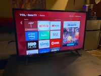 "32"" TCL Roku HDTV Los Angeles, 90007"