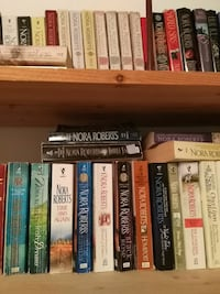 Over 150 Nora Roberts book Collection Toronto, M6H 3T9