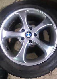 "BMW 18"" rims ONLY!"